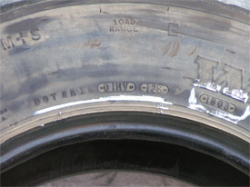 Date code on tires in Melbourne