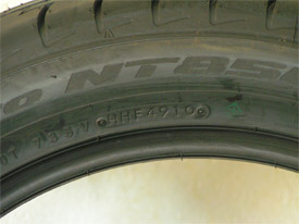 Tires 101 on Tire Sidewall Markings :: Souza's Tire Service